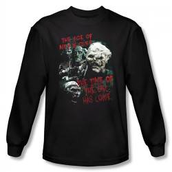 Image for Lord of the Rings the Time of the Orc has Come T-Shirt