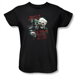 Image for Lord of the Rings Woman's T-Shirt - the Time of the Orc has Come