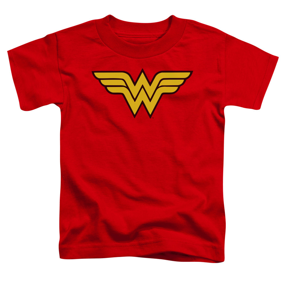 764fdb2e8f3 Hover over image to zoom. Image for Wonder Woman Classic Logo Toddler T- Shirt