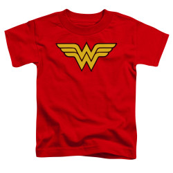 Image for Wonder Woman Classic Logo Toddler T-Shirt
