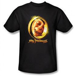 Image Closeup for Lord of the Rings My Precious T-Shirt LOR3013-AT