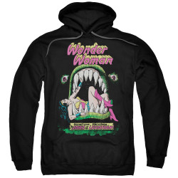 Image for Wonder Woman Hoodie - Jaws of the Leviathon