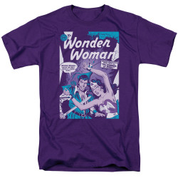 Image for Wonder Woman T-Shirt - The Channel of Time
