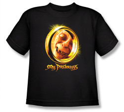 Image for Lord of the Rings Youth T-Shirt -My Precious