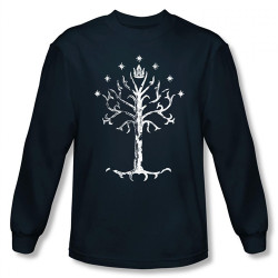 Image for Lord of the Rings Tree of Gondor T-Shirt