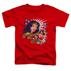 Image for Wonder Woman Pop Art Wonder Toddler T-Shirt