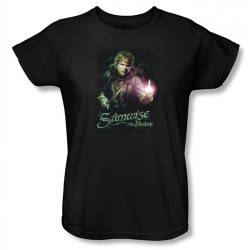 Image for Lord of the Rings Woman's T-Shirt - Samwise the Brave