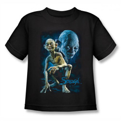 Image for Lord of the Rings Kids T-Shirt - Smeagol