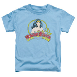 Image for Wonder Woman Vintage WW Toddler T-Shirt