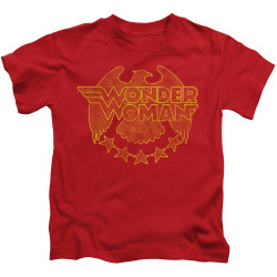 Image for Wonder Woman Kids T-Shirt - Wonder Eagle