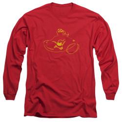 Image for Wonder Woman Long Sleeve Shirt - Minimal