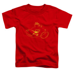Image for Wonder Woman Minimal Toddler T-Shirt