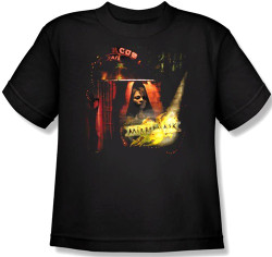 Image for MirrorMask Youth T-Shirt - Big Top Poster