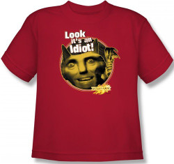 Image for MirrorMask Youth T-Shirt - Riddle Me This