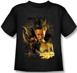 Image for MirrorMask Kids T-Shirt - Queen of Shadows
