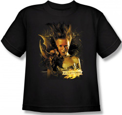 Image for MirrorMask Youth T-Shirt - Queen of Shadows