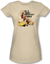 Image for MirrorMask Girls T-Shirt - I'm a Very Important Man