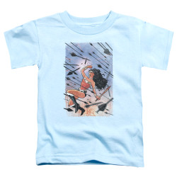 Image for Wonder Woman Arrow Storm Toddler T-Shirt