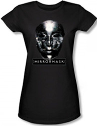 Image for MirrorMask Girls T-Shirt - Mask