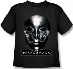 Image for MirrorMask Kids T-Shirt - Mask