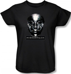Image for MirrorMask Womans T-Shirt - Mask