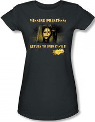 Image for MirrorMask Girls T-Shirt - Missing Princess