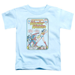 Image for Wonder Woman Issue $212 Cover Toddler T-Shirt