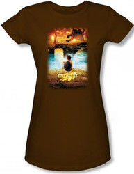 Image for MirrorMask Girls T-Shirt - Movie Poster