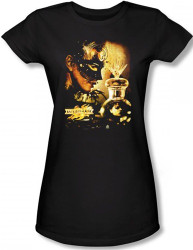 Image for MirrorMask Girls T-Shirt - Trapped
