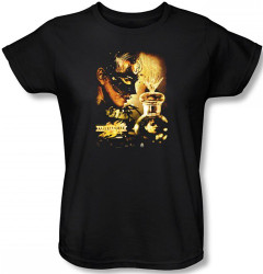 Image for MirrorMask Womans T-Shirt - Trapped