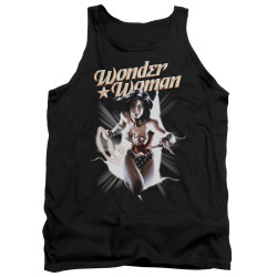 Image for Wonder Woman Tank Top - Break Out