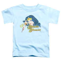 Image for Wonder Woman Portrait Toddler T-Shirt