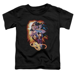 Image for Wonder Woman Wonder Rays Toddler T-Shirt