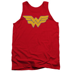 Image for Wonder Woman Tank Top - Rough Wonder