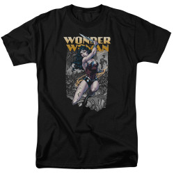 Image for Wonder Woman T-Shirt - Slice