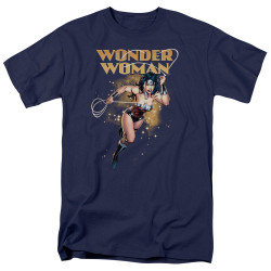 Image for Wonder Woman T-Shirt - Star Lasso
