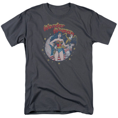 Image for Wonder Woman T-Shirt - At Your Service