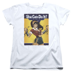 Image for Wonder Woman Womans T-Shirt - Bombshell