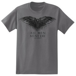 Image for Game of Thrones All Men Must Die T-Shirt