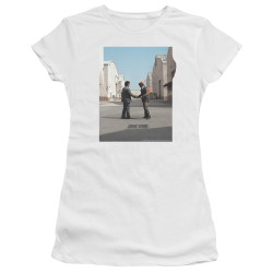 Image for Pink Floyd Girls T-Shirt - Wish You Were Here