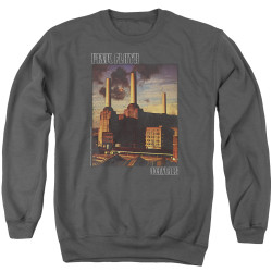 Image for Pink Floyd Crewneck - Faded Animals