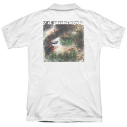 Image for Pink Floyd Polo Shirt - Saucerful of Secrets