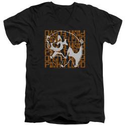 Image for Pink Floyd V Neck T-Shirt - Pig