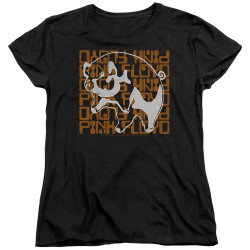 Image for Pink Floyd Womans T-Shirt - Pig