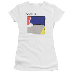 Image for Genesis Girls T-Shirt - Abacab