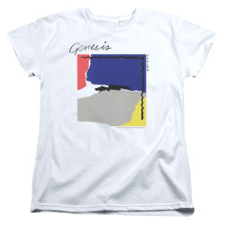 Image for Genesis Womans T-Shirt - Abacab