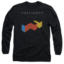 Image for Foreigner Long Sleeve Shirt - Agent Provocateur