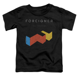 Image for Foreigner Agent Provocateur Toddler T-Shirt