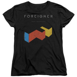Image for Foreigner Womans T-Shirt - Agent Provocateur