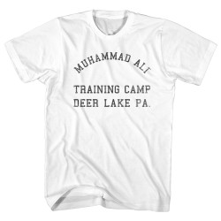 Image for Muhammad Ali T-Shirt - Deer Lake